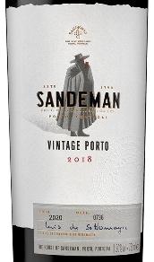 Sandeman Vintage port 2018